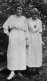Nora B. Dotson of Pikeville and her sister-in-law Rita